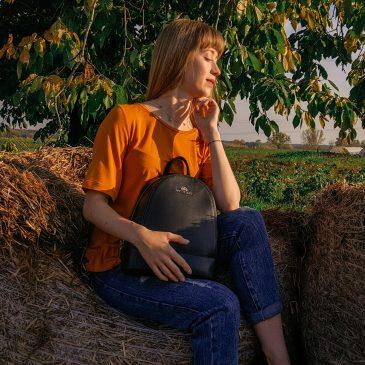 Musztardowy uszytek na farmie dyń JEdynie