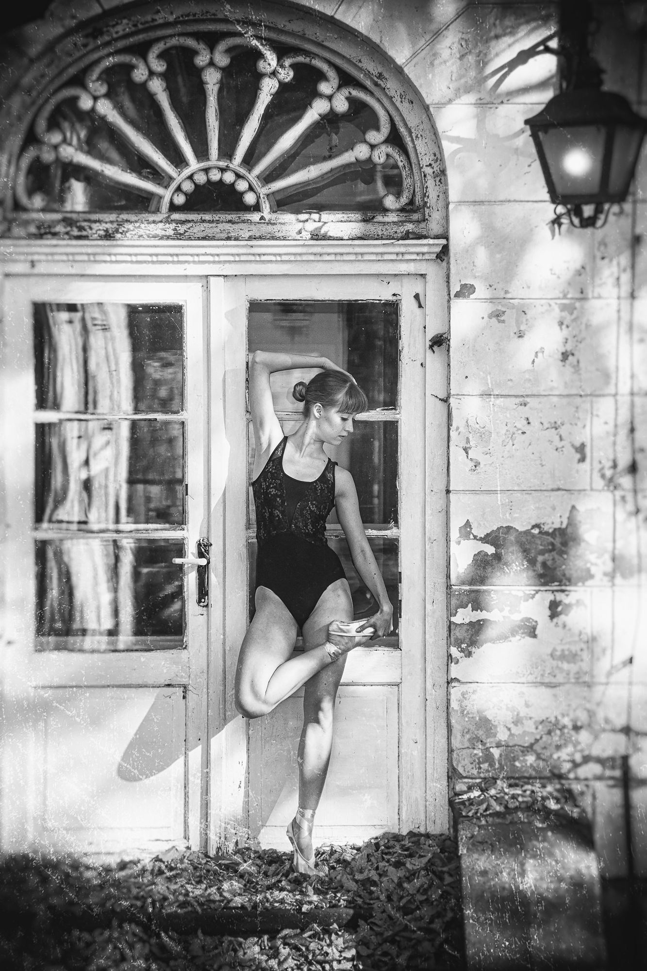 jesienna sesja baletowa